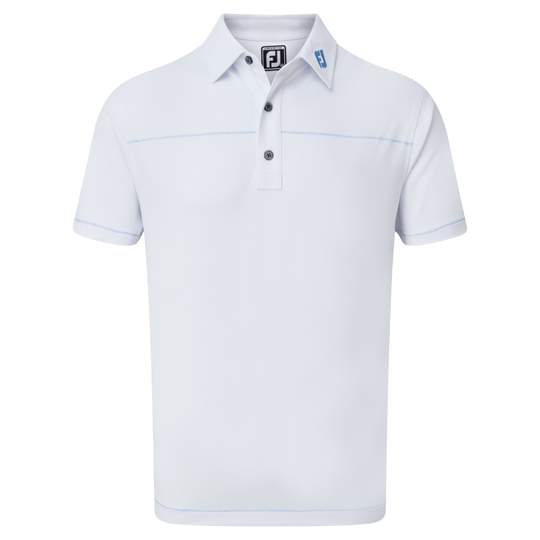 FootJoy Solid Pique Spine Stitch Polo Shirt