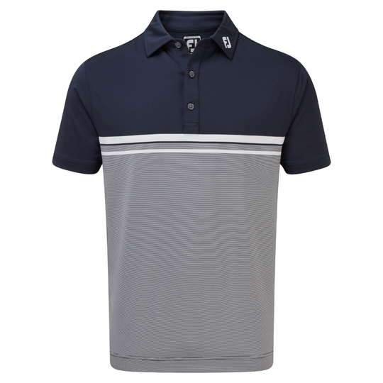 FootJoy Lisle End on End Polo Shirt